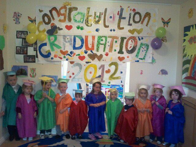 graduation class 2012
