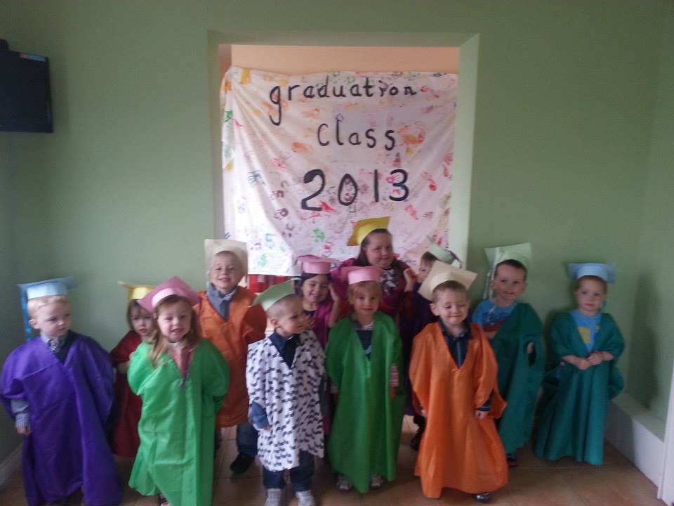 graduation class 2013