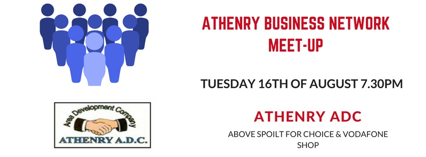 Athenry Business Network - FB Banner